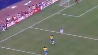 Amistoso 1994: Brasil 8x2 Honduras