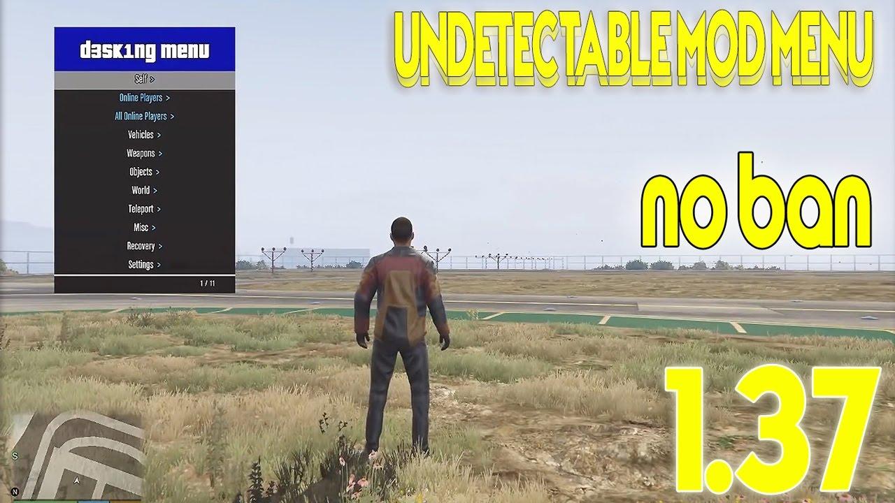 GTA 5 PC Online 1 43: MONEY DROP + RP! | DESKING Best Mod Menu! |  UNDETECTABLE (FREE DOWNLOAD) by DenchModz