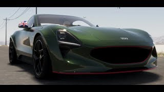 The Crew 2 Testing out and Customising the NEW TVR Griffith!