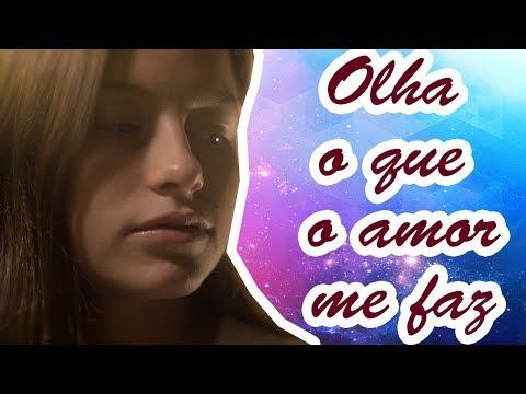 OLHA O QUE O AMOR ME FAZ (Sandy & Junior) | Cover - Rafa Gomes