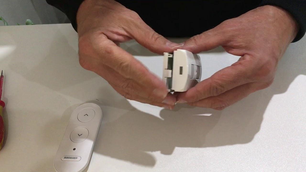 Telecommande Velux Pour Volet Roulant Solaire Avec Reponse S