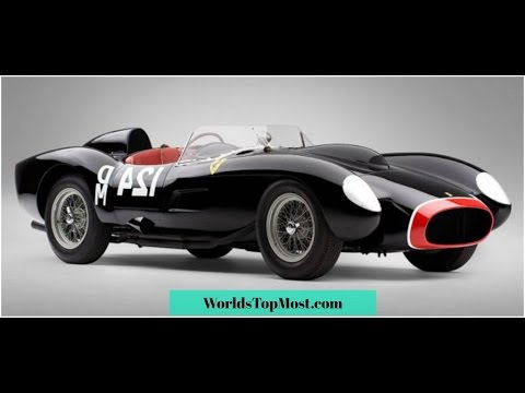 Top 10 Most Expensive Ferrari Cars In The World