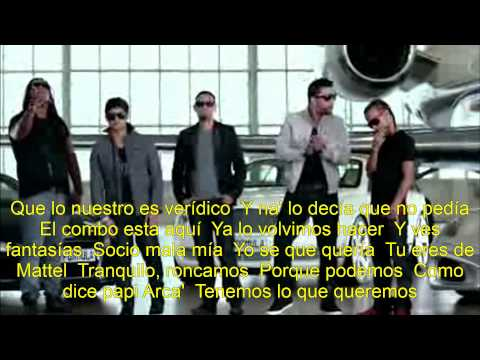 La Formula Sigue ( Video Oficial & Letra)...