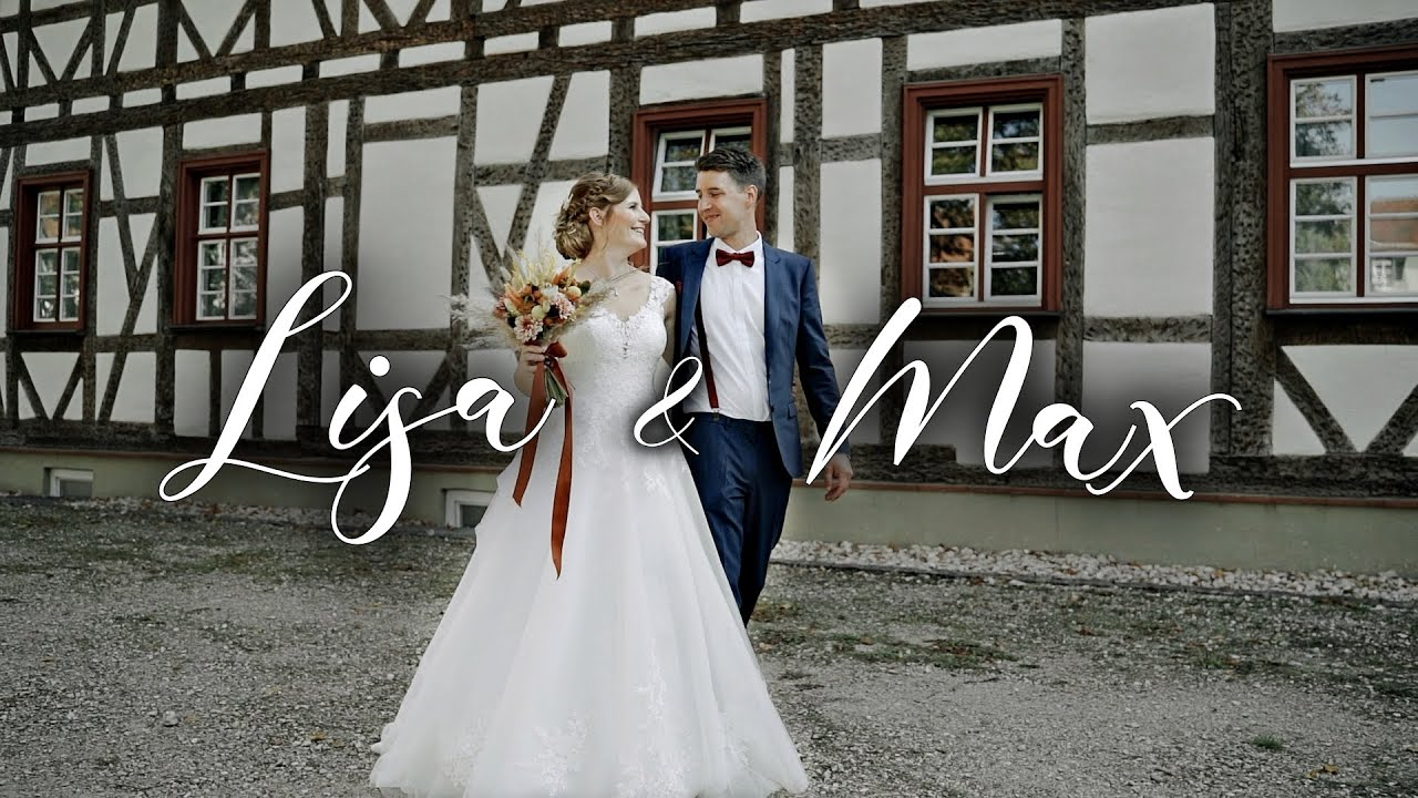 Hochzeitsvideo / Lisa & Max / Blaubeuren