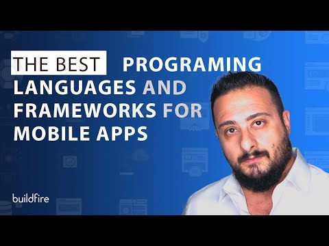 The Best Programing Languages and Frameworks for Mobile Apps