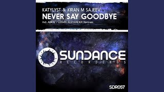Gambar cover Never Say Goodbye (Original Mix)