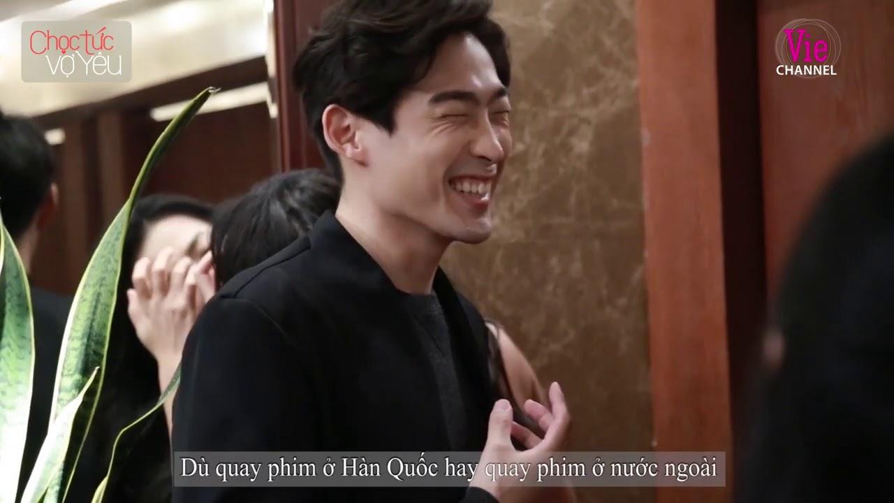 image Nam chính Chọc Tức Vợ Yêu kể khổ khi nhập vai tổng tài phim Việt | CHỌC TỨC VỢ YÊU