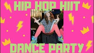 EPIC Hip Hop HIIT Dance Fitness Party!