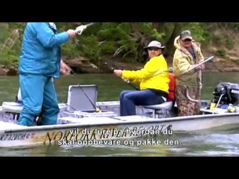 Instant Fisherman Norge - Med Instant Fisherman Kan Du Fiske Hvor Som Helst!