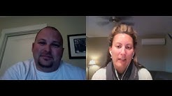 Chatting about 30 Days or Less to Freelance Writing Success: Gina & Adam Davis