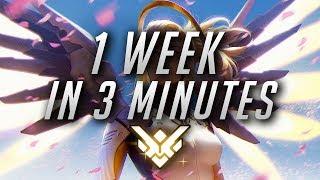 Video Mercy: 1 Week in 3 Minutes download MP3, 3GP, MP4, WEBM, AVI, FLV Agustus 2017