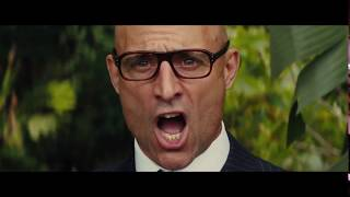 Take Me Home, Country Roads - Merlin's last song - Kingsman 2