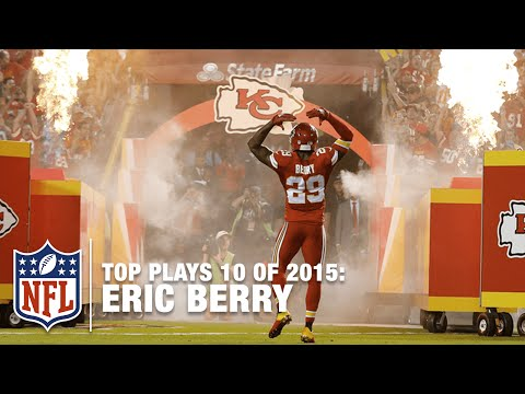 Top 10 Eric Berry Plays of 2015 | NFL
