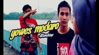 Gambar cover YOWES MODARO-AFTERSHINE FT DAMARA//(Unofficial video clip)Versi kisah Cinta Maniak Truck