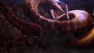 The Isle - New Titanoboa Teaser, Parasaur Combat Changes, Thunder Storms, Weather Update & MORE!