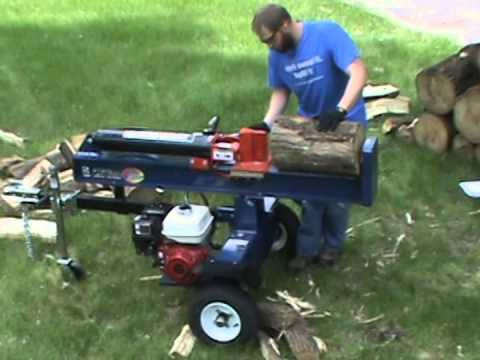 Iron & Oak 26 Ton Duro-Glide Log Splitter