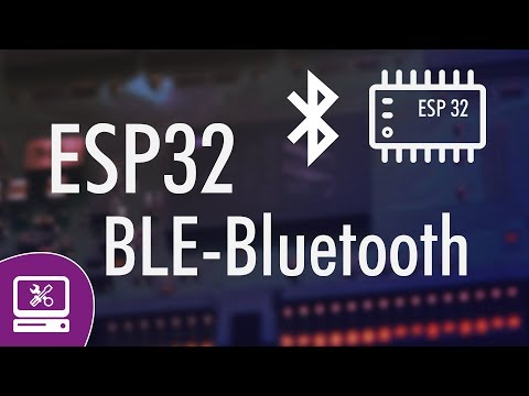 ESP32 BLE - Bluetooth Low Energy sending data to phone