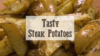Tasty Steak Potatoes - Cooking Tutorial