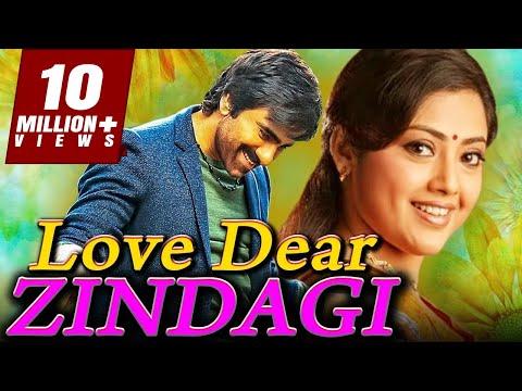 Love Dear Zindagi 2018 South Indian Movies Dubbed In Hindi Full Movie | Ravi Teja, Meena, Vineeth