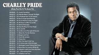 Charley Pride Greatest Hits - Best Songs Of Charley Pride - Charley Pride Playlist 2020