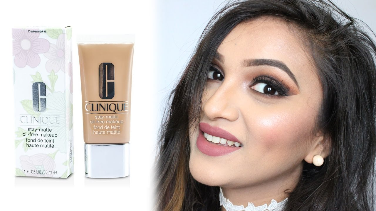 Holy Grail Foundation For Oily Skin Clinique Stay Matte Oil Free