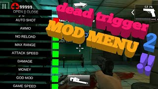 Dead trigger 2 mod menu apk《DOWNLOAD》