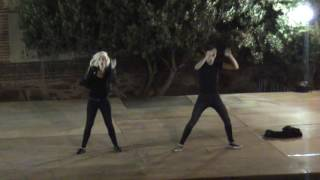 BAILE MODERNO  -   GREASE  You`re the one that i want