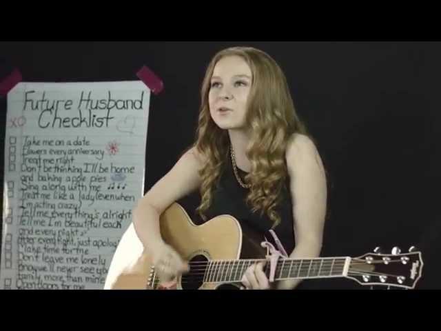 Dear Future Husband - Live Cover