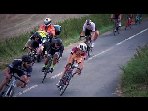 Winning the Rapha Cycling Club Road Race on only two hours sleep