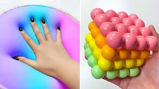 Satisfying Slime ASMR | Relaxing Slime Videos # 1128