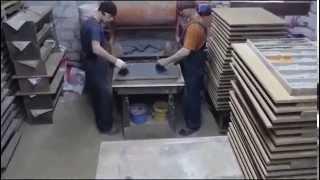 Арт-Камень - производство декоративного облицовочного камня в Казани(, 2015-07-04T07:00:49.000Z)