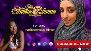 The Tahira Rehman Poet Show with Pauline Hanson Gilman | The Awareness Of Our Emotions #poet #poetry