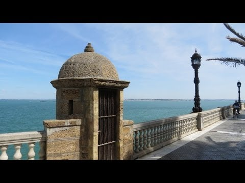 Spain - City of Cadiz