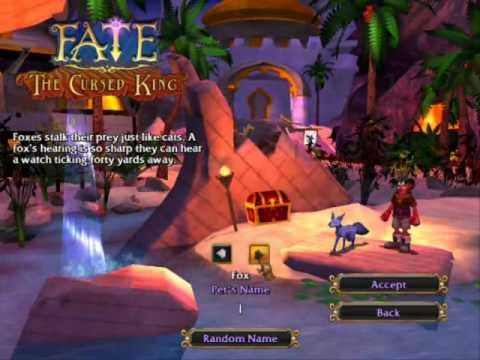 Fate: The Cursed King Ep.1- SPEAR and FIRE!!! |