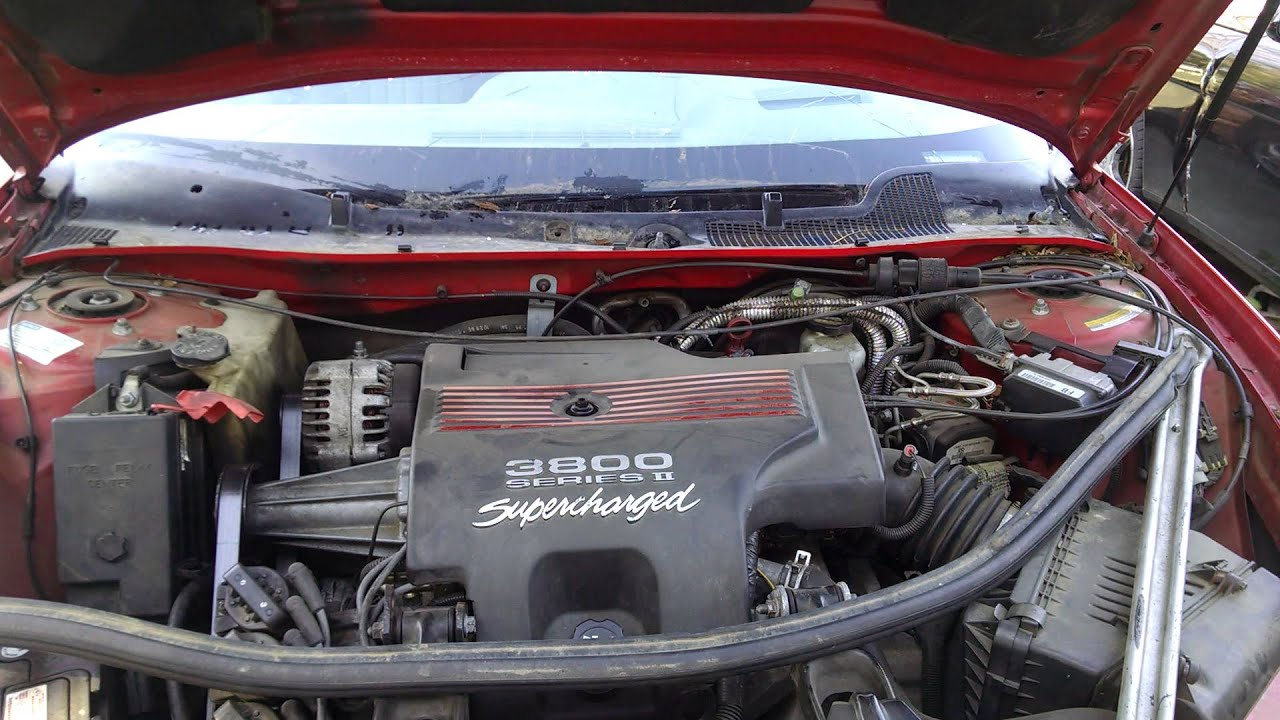 Removing The Wiper Arms And Cowling On A Pontiac Grand Prix Gtp 3100 V6 Engine Diagram Http Partsnalleygmccom Showassemblyaspx