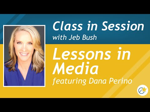 #ClassWithJeb: Lessons in Media with Dana Perino