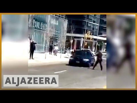 🇨🇦 Toronto attack: At least 10 dead after van ploughs into pedestrians | Al Jazeera English