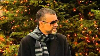 George Michael's first interview after release from hospital