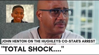 "John Henton Reacts To Hughleys Co-Star's Arrest For Murder: ""It Hurt Me"""