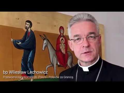 Życzenia wielkanocne bp. Wiesława Lechowicza