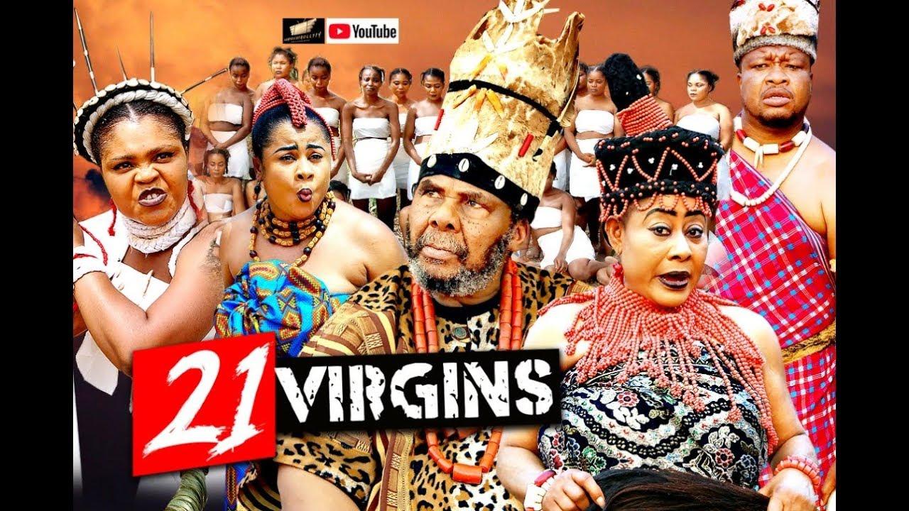 Download 21 VIRGINS SEASON 4 - (New Movie)  2020 Latest Nigerian Nollywood Movie Full HD