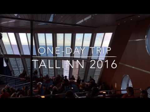 A Day Trip from Helsinki to Tallinn