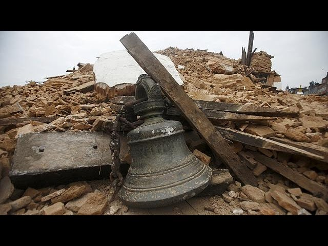 "Nepal quake was a ""nightmare waiting to happen"""