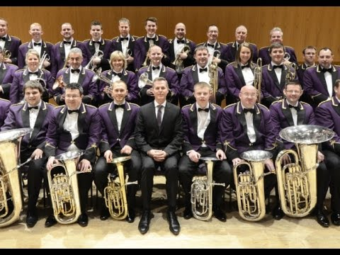 Top Christmas song Santa, 2014, Brighouse and Rastrick Brass Band Instrumental
