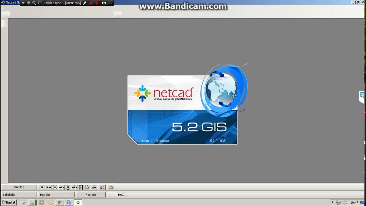 Netcad 5 2 full windows 7 64 bit indir