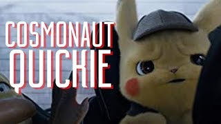 Detective Pikachu - The First DECENT Video Game Movie