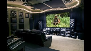 Sound Ideas Home Theater Design | Home Theater Design For Your Enjoyment