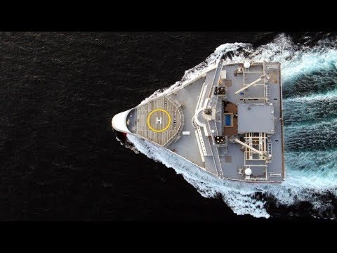 World's Costliest Seismic Research Ship | $564 Million