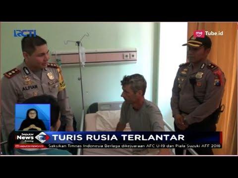 Terlantar dan Tidur di Kuburan, Turis Rusia Akhirnya Dapat Perawatan - SIS 16/11