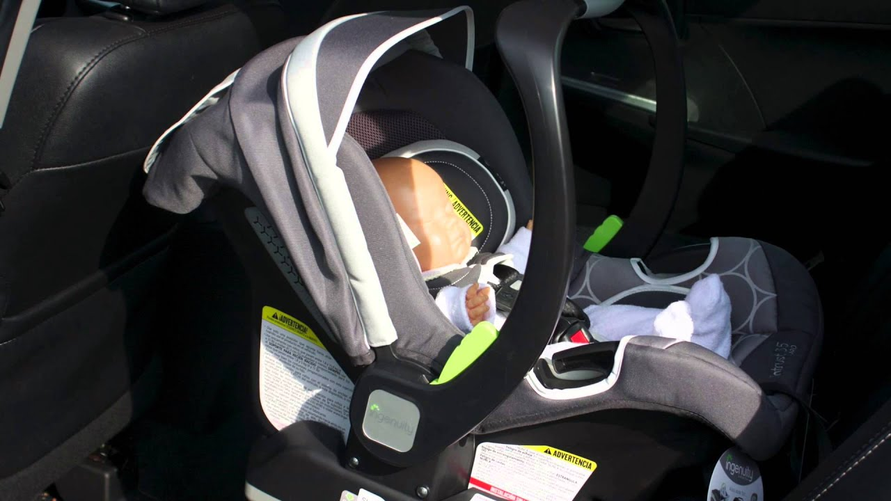 Review Of The Ingenuity InTrust35 Infant Car Seat